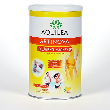 Farmacia Jiménez | Aquilea Artinova Complex + Magnesio polvo 30 dosis