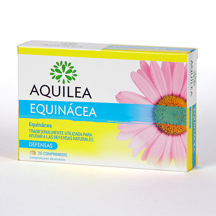 Farmacia Jiménez | Aquilea Equinacea 30 comprimidos