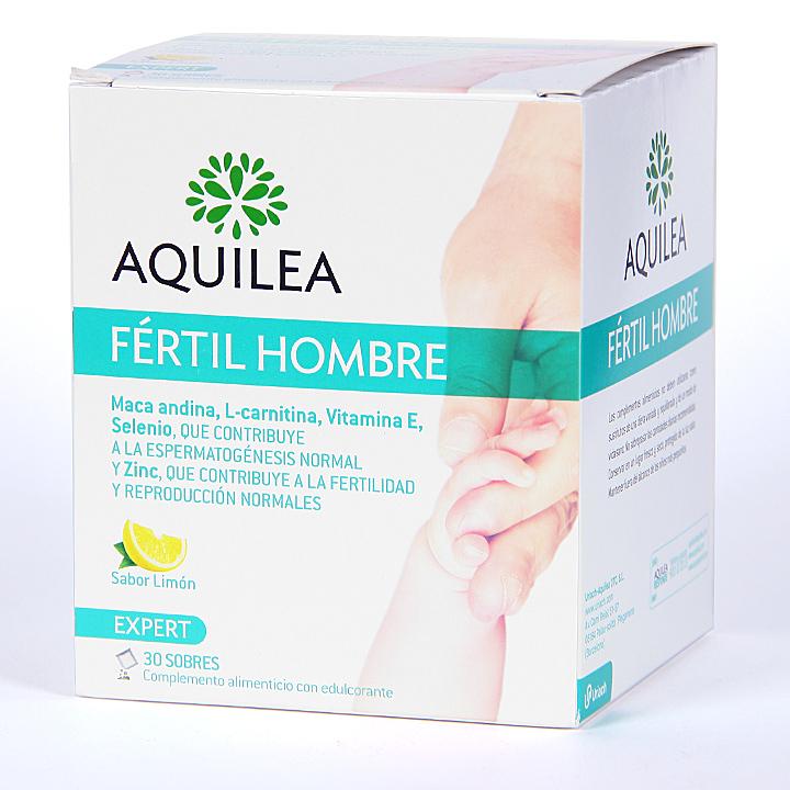 Farmacia Jiménez | Aquilea Fértil Hombre 30 sobres