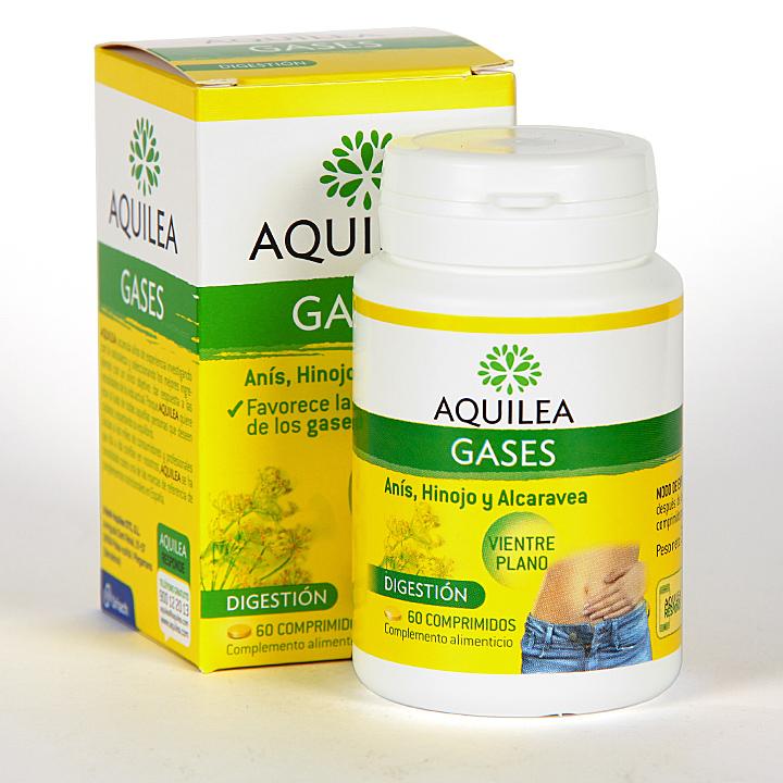 Farmacia Jiménez | Aquilea Gases 60 comprimidos