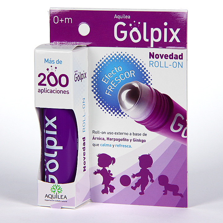 Farmacia Jiménez | Aquilea Golpix roll-on 15 ml