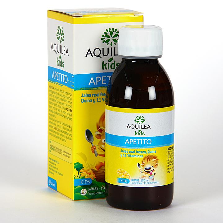 Farmacia Jiménez | Aquilea Kids Apetito 150 ml