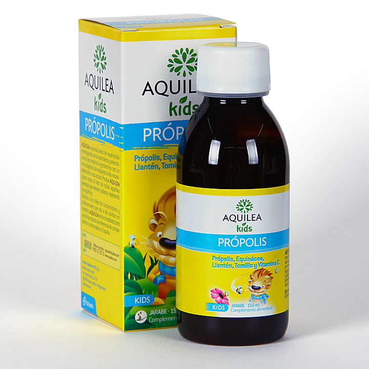 Farmacia Jiménez | Aquilea Kids Própolis 150 ml