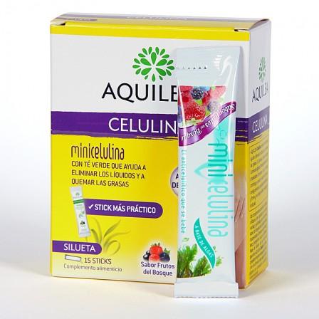 Farmacia Jiménez | Aquilea Minicelulina 15 stiks bebibles de 10 ml