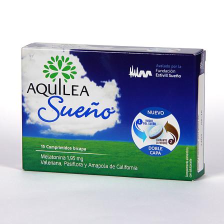 Farmacia Jiménez | Aquilea Sueño 15 comprimidos