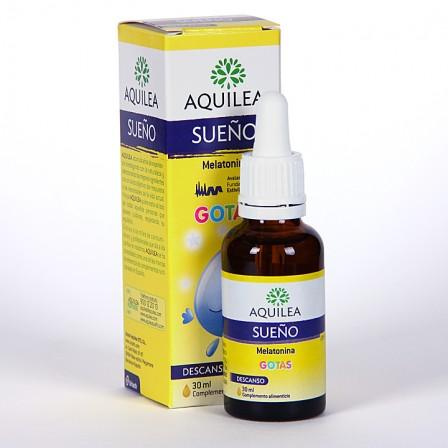 Farmacia Jiménez   Aquilea Sueño gotas Melatonina 20 ml