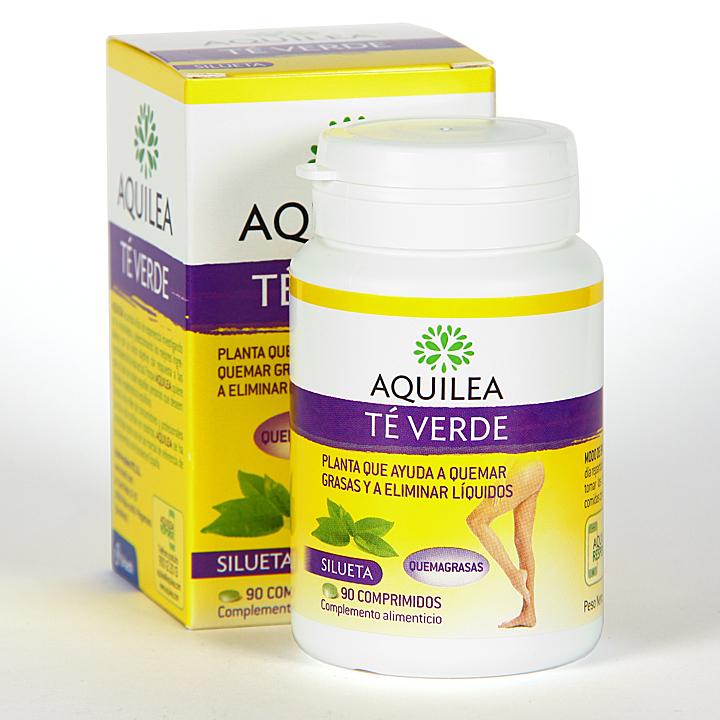 Farmacia Jiménez | Aquilea Té verde 90 comprimidos