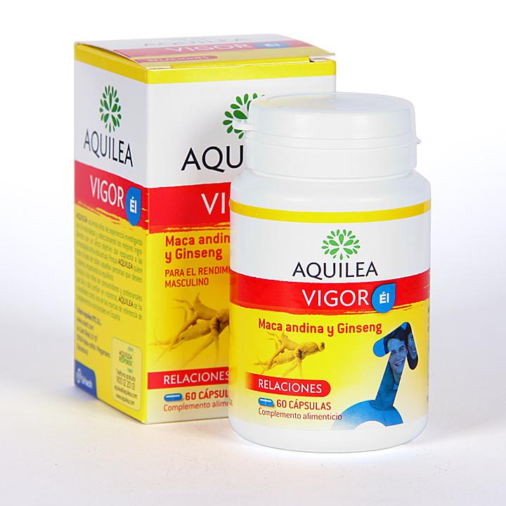 Farmacia Jiménez | Aquilea Vigor El 60 cápsulas