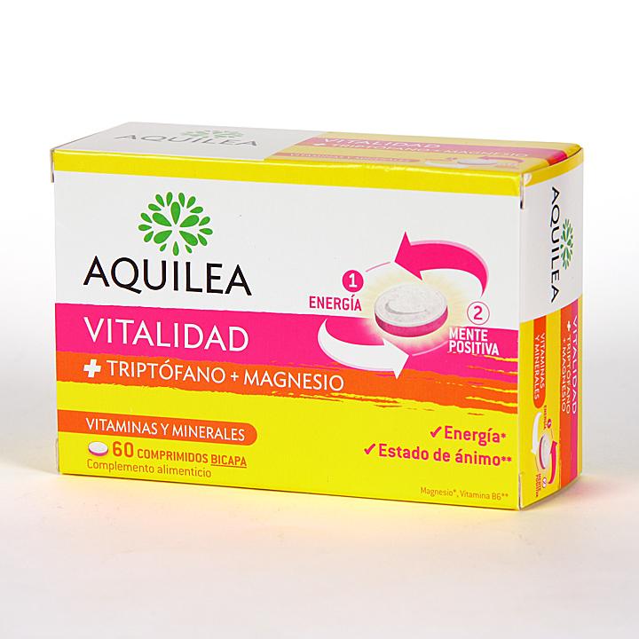 Farmacia Jiménez | Aquilea Vitalidad 60 comprimidos