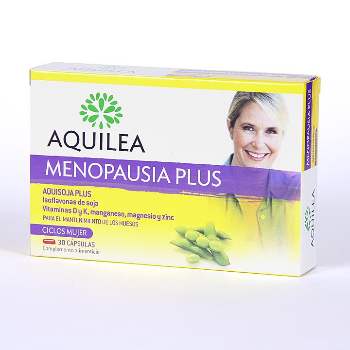 Farmacia Jiménez | Aquilea Menopausia Plus 30 cápsulas