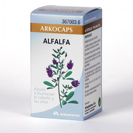 Farmacia Jiménez | Arkocapsulas Alfalfa 45 cápsulas