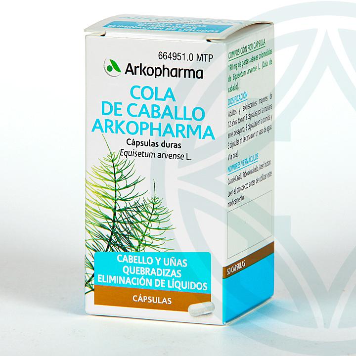 Farmacia Jiménez | Arkocopharma Cola de Caballo 50 cápsulas
