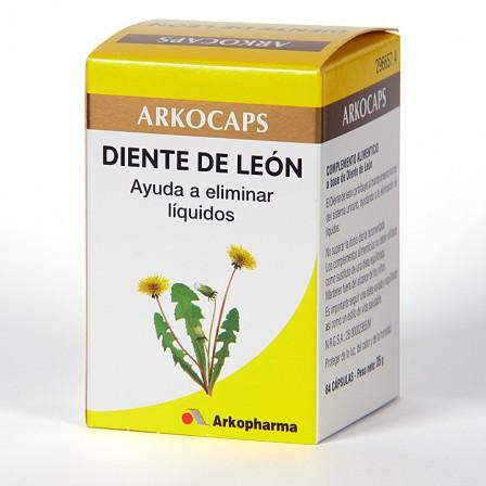 Farmacia Jiménez | Arkocapsulas Diente de León 84 cápsulas