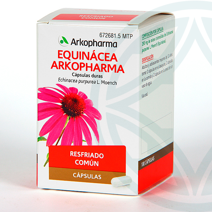 Farmacia Jiménez | Arkopharma Echinácea 100 cápsulas