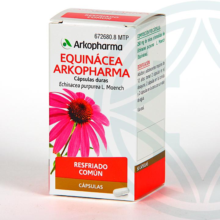 Farmacia Jiménez | Arkopharma Echinácea 50 cápsulas