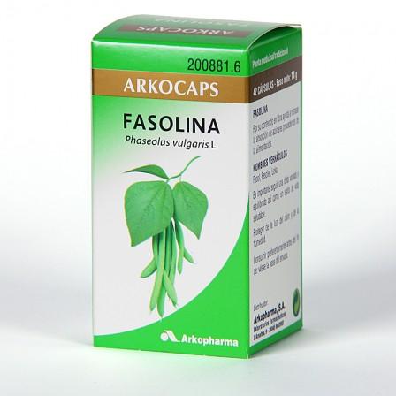 Farmacia Jiménez | Arkocapsulas Fasolina 42 cápsulas
