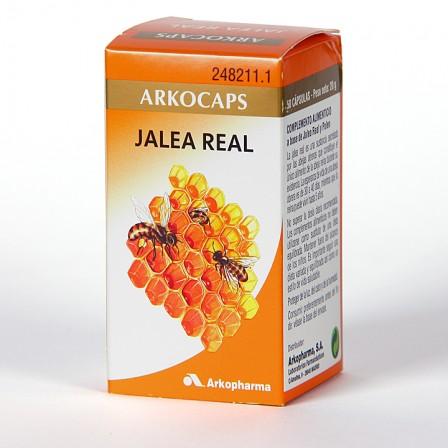 Farmacia Jiménez | Arkocapsulas Jalea Real 50 cápsulas
