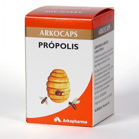 Farmacia Jiménez | Arkocapsulas Própolis 84 cápsulas