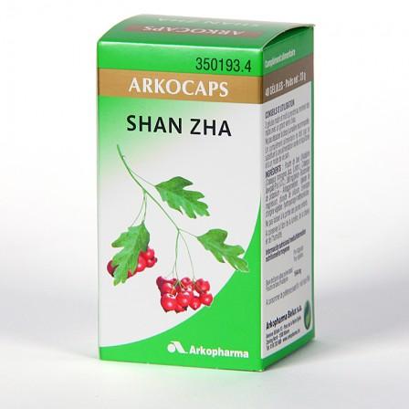 Farmacia Jiménez | Arkocapsulas Shan Zha 48 cápsulas