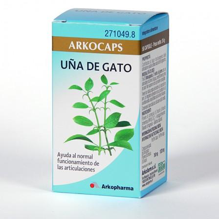 Farmacia Jiménez | Arkocapsulas Uña de Gato 50 cápsulas