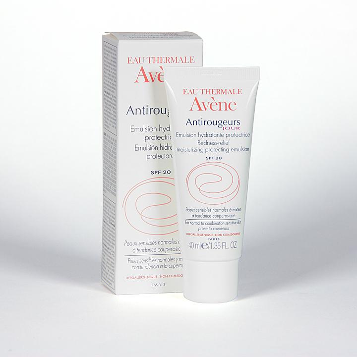 Farmacia Jiménez | Avene Anti-Rojeces Dia Pieles Normales o Mixtas 40 ml