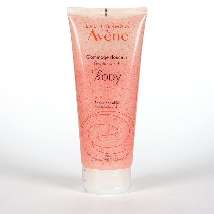 Farmacia Jiménez | Avene Body Exfoliante Corporal Suave 200 ml