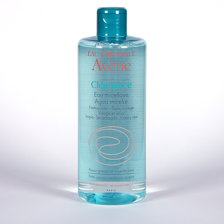 Farmacia Jiménez | Avene Cleanance Agua Micelar 400 ml