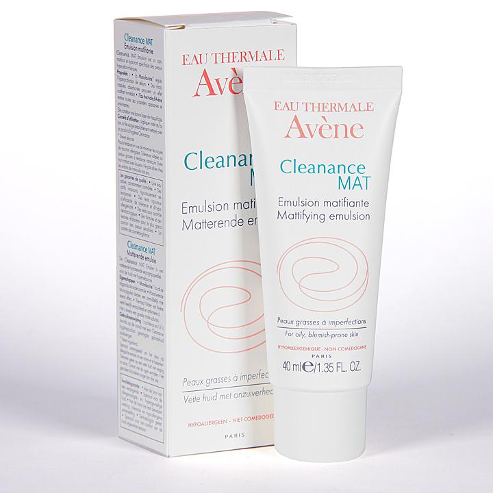 Farmacia Jiménez | Avene Cleanance MAT Emulsión 40 ml