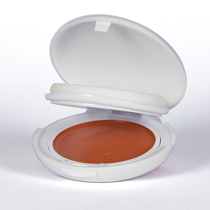 Farmacia Jiménez | Avene Couvrance Crema Compacta Oil-free Miel 04 spf 30