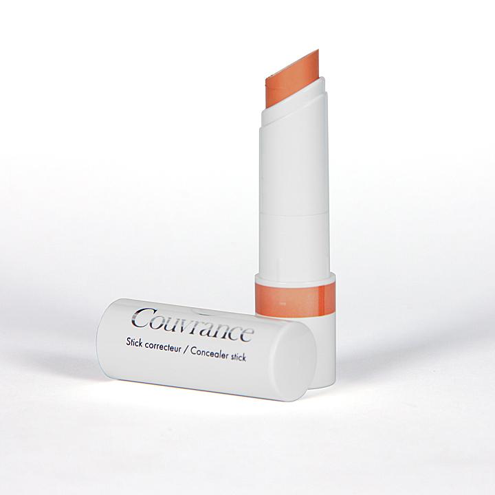 Farmacia Jiménez | Avene Couvrance Stick Corrector Coral 3,5 g