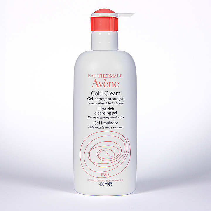 Farmacia Jiménez | Avene Gel Limpiador al Cold Cream 400 ml