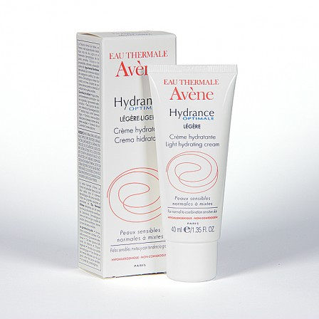 Farmacia Jiménez | Avene Hydrance Optimale Ligera 40 ml