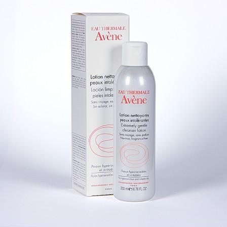 Farmacia Jiménez | Avene Loción Limpiadora para pieles intolerantes 200 ml