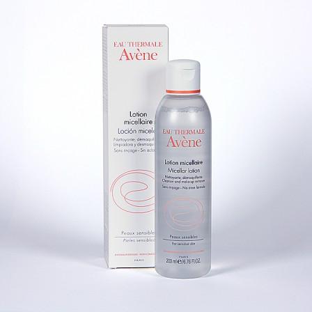 Farmacia Jiménez | Avene Loción Micelar Limpiadora y Desmaquillante 200 ml