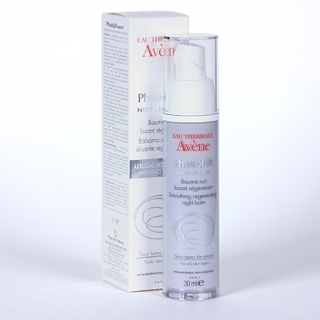 Farmacia Jiménez | Avene PhysioLift Bálsamo noche 30 ml