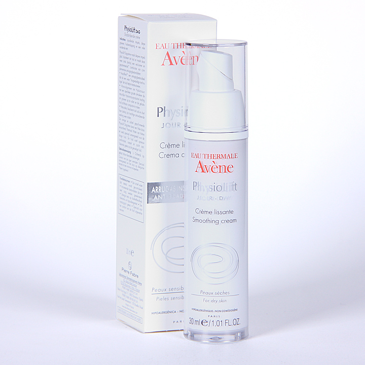 Farmacia Jiménez | Avene PhysioLift Crema día aslisante 30 ml
