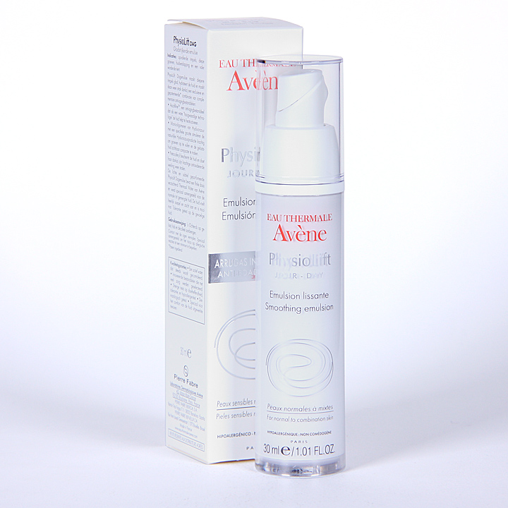 Farmacia Jiménez | Avene PhysioLift Emulsión día alisante 30 ml