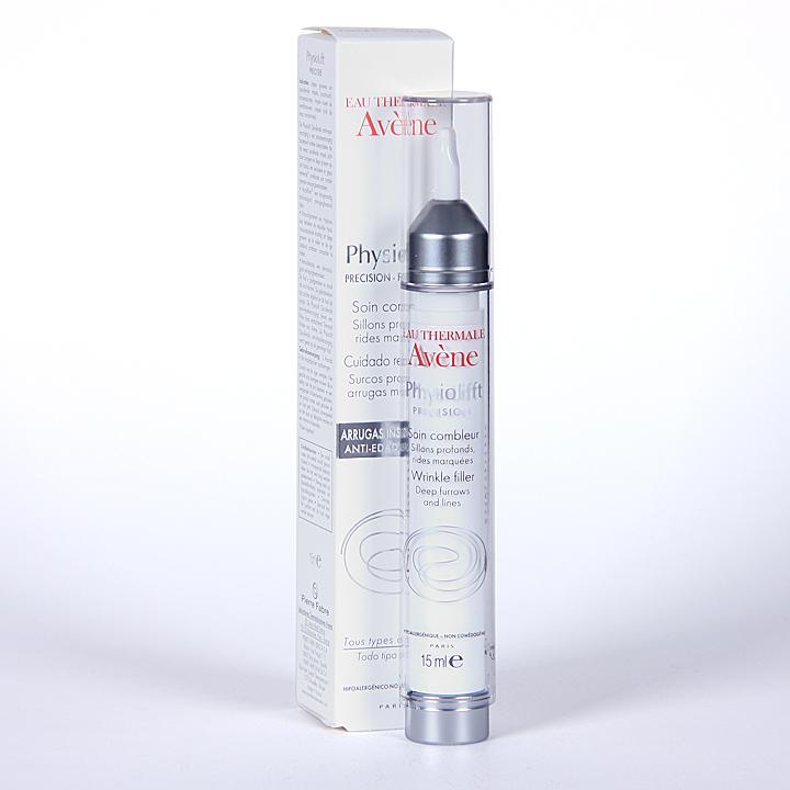 Farmacia Jiménez | Avene PhysioLift Precisión rellenador de arrugas 15 ml