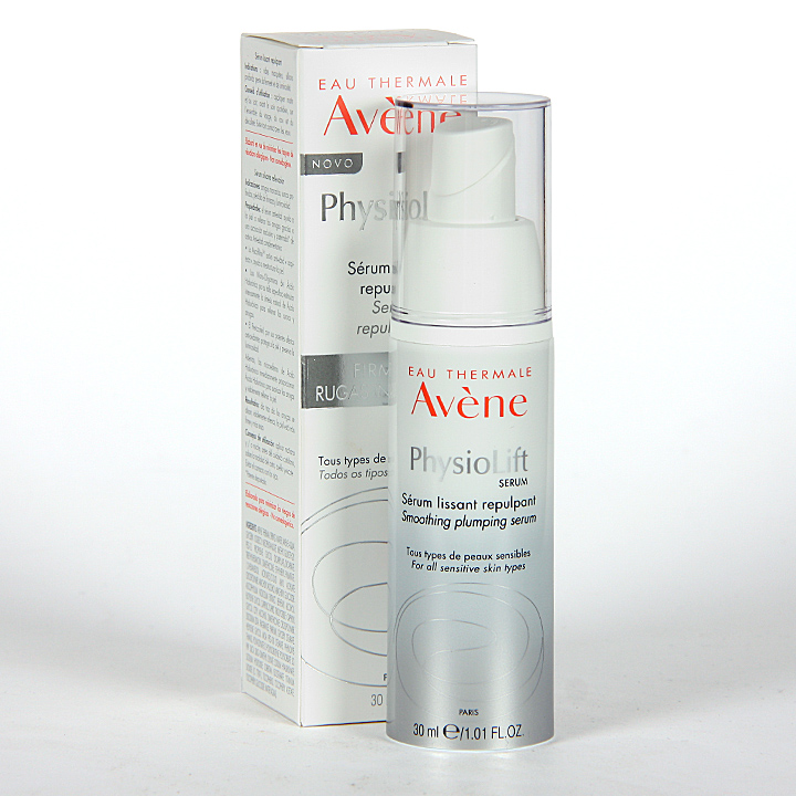 Farmacia Jiménez | Avene PhysioLift Serum Alisante Rellenador 30 ml