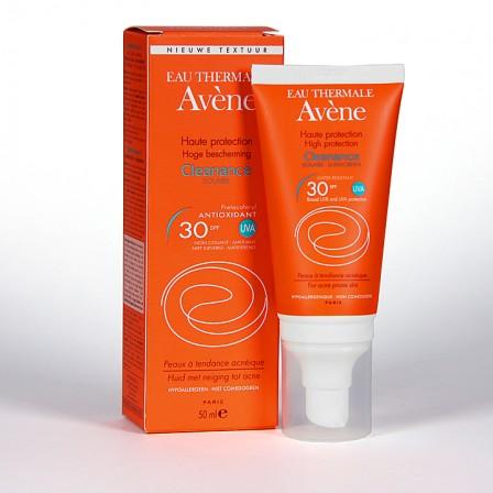 Farmacia Jiménez | Avene Solar Cleanance SPF 30 50 ml