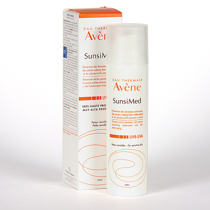 Farmacia Jiménez | Avene Solar SunsiMed 80 ml