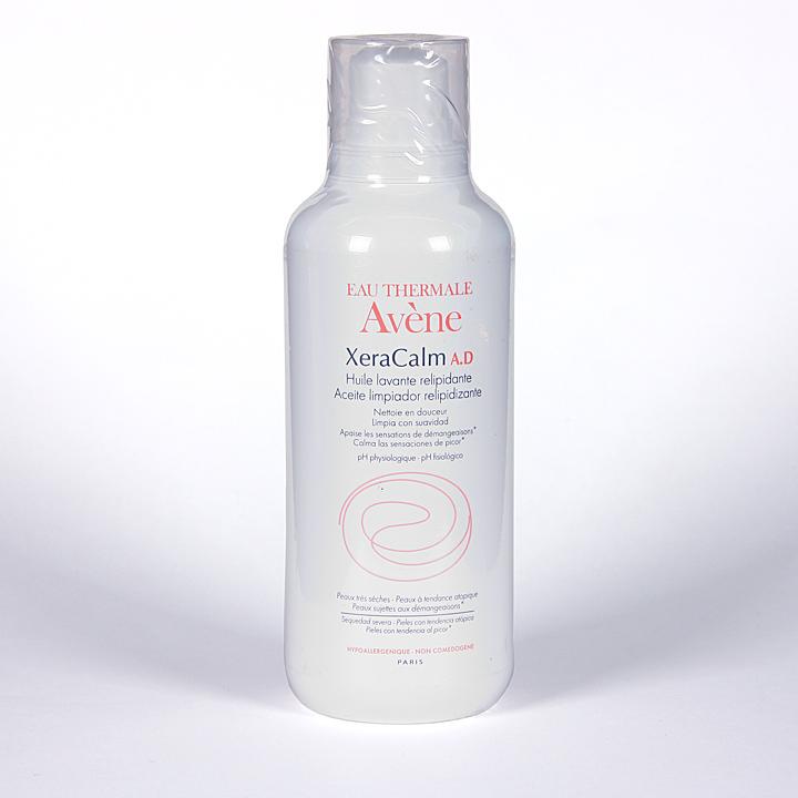Farmacia Jiménez | Avene XeraCalm A.D Aceite limpiador relipidizante 400 ml