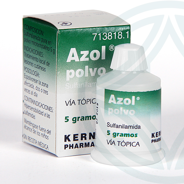 Farmacia Jiménez | Azol polvo 5 g