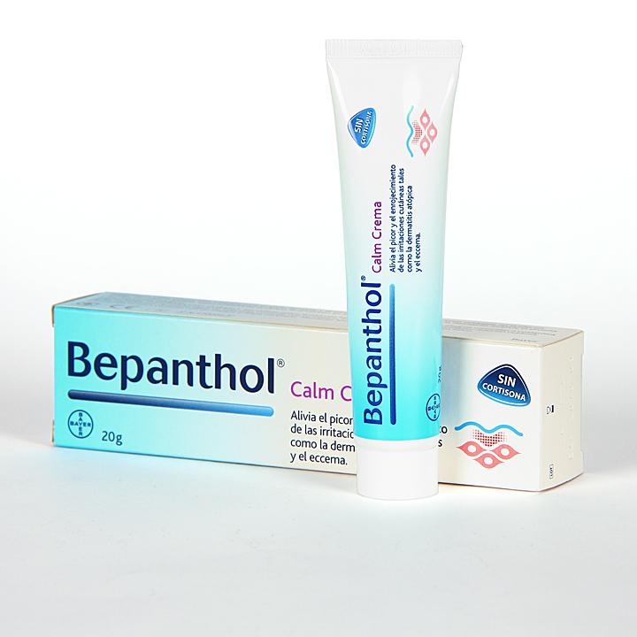 Farmacia Jiménez | Bepanthol Calm Crema 20 g