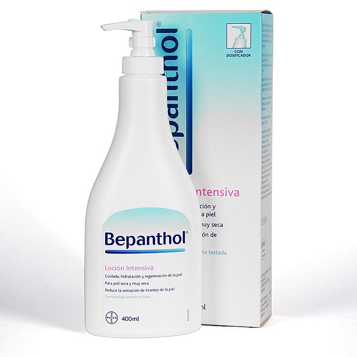 Farmacia Jiménez | Bepanthol Loción Intensiva 400ml