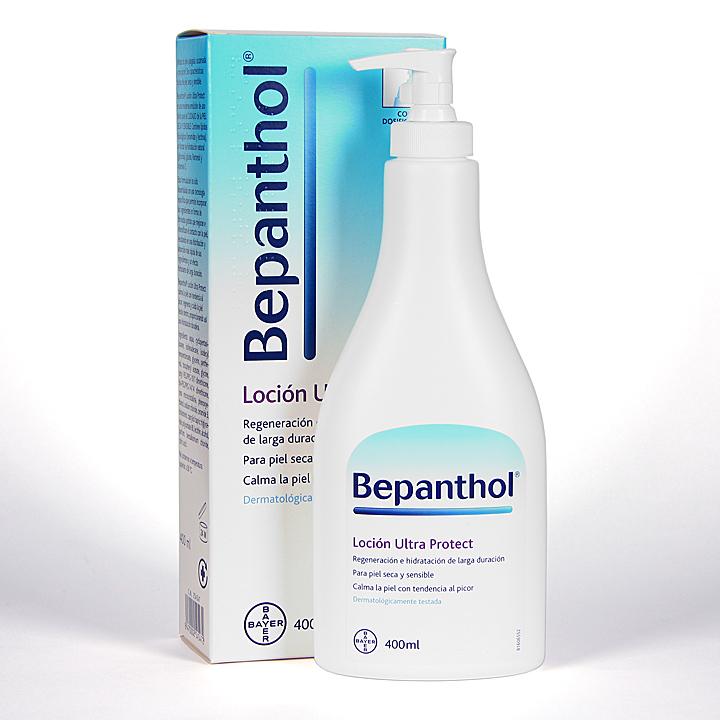 Farmacia Jiménez | Bepanthol Loción Ultraprotect 400ml