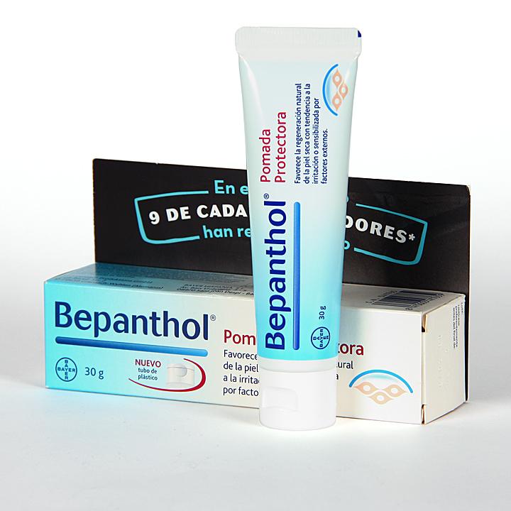 Farmacia Jiménez | Bepanthol Pomada Protectora irritaciones, rojeces, tatuajes 30 g