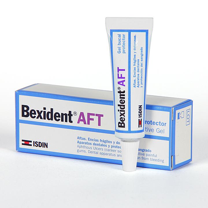 Farmacia Jiménez | Bexident AFT Gel bucal protector 5 ml
