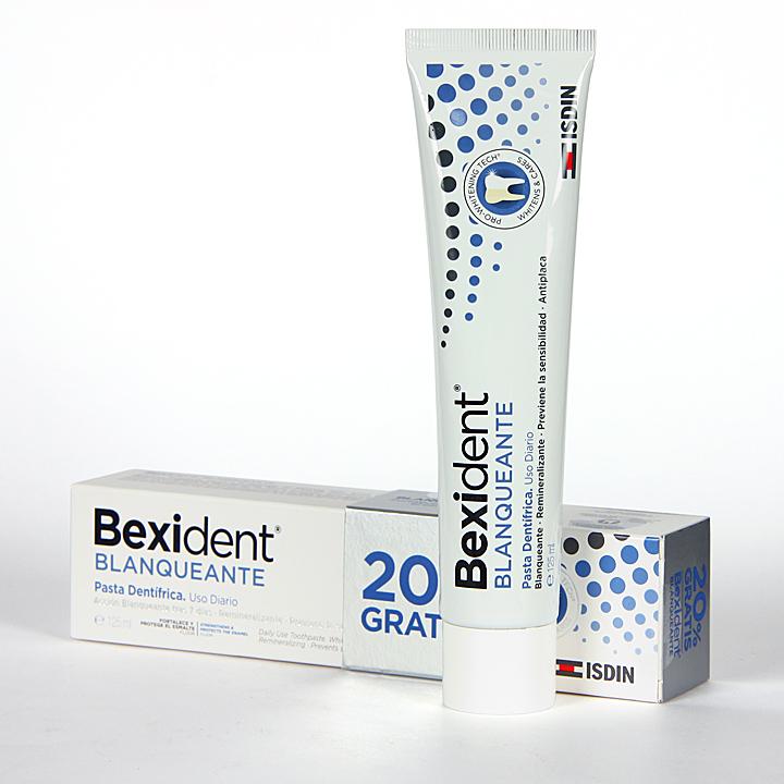 Farmacia Jiménez | Bexident Blanqueante Pasta Dentífrica 125 ml