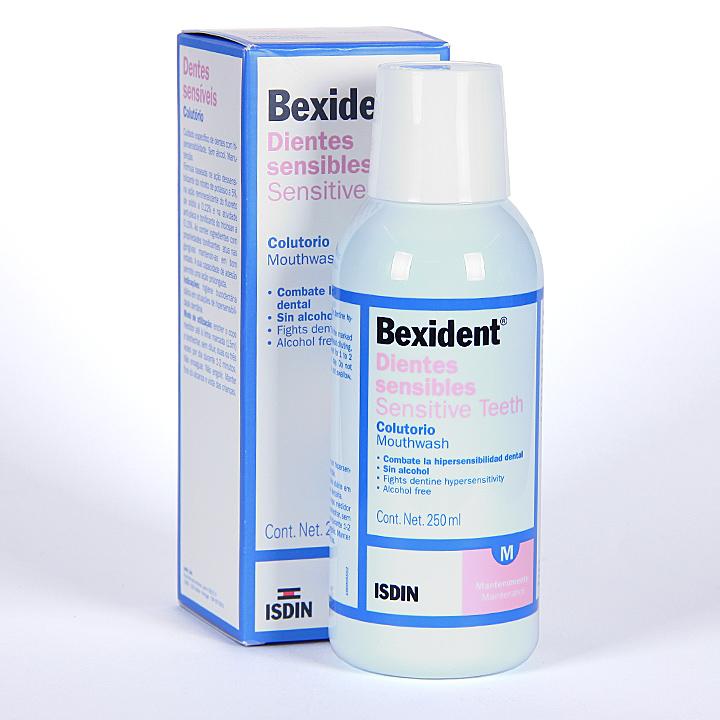 Farmacia Jiménez | Bexident Dientes Sensibles Colutorio 250 ml